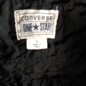 Converse Dresses - Converse vneck crinkle dress with sash